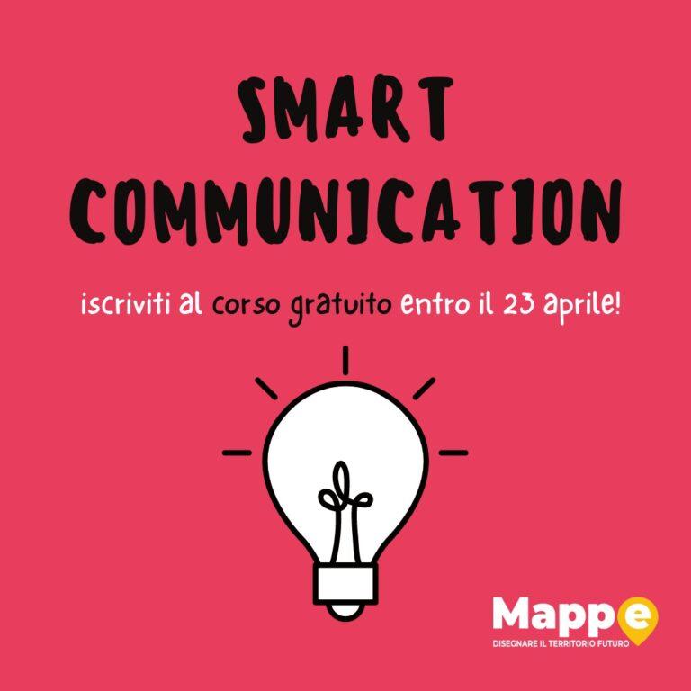 Progetto Mappe lancia due nuovi corsi gratuiti: ecco Smart communication